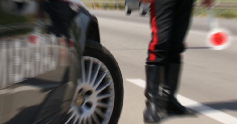 Carabinieri, ultime: Intervengono per una lite in appartamento e arrestano un ricercato per rapina