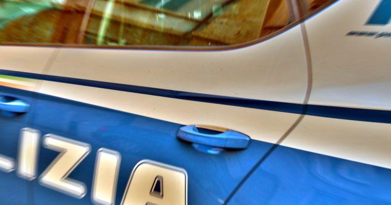Polizia, comunicato: L'Aquila: eseguita misura cautelare nei confronti di un giovane extracomunitario