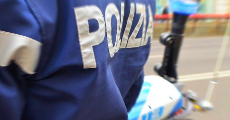 Polizia, Servizio straordinario della Polizia di Stato a Scafa e Manoppello