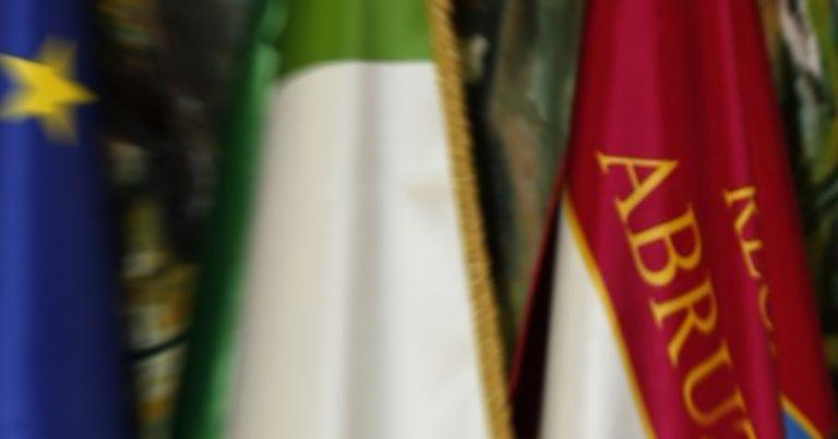 Regione Abruzzo: ultime news. Bilancio: sostanziali manovre per circa 14 mln di euro
